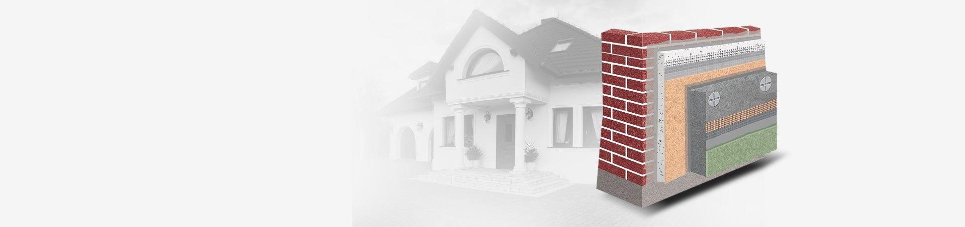 Mańka - docieplanie budynków, termoorganika